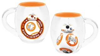 Star Wars Episode VII - hrnček BB-8 0,532l