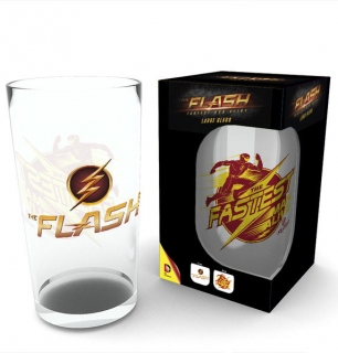 DC Comics - pohár Flash Logo 0,44l