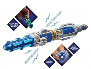 Doctor Who - replika 12th Doctor Sonic Screwdriver 21 cm