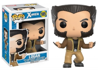 X-Men POP! - bobble head Logan 9 cm