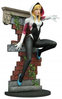 Marvel Gallery - soška Spider-Gwen Unmasked SDCC 2016 Exclusive 23 cm
