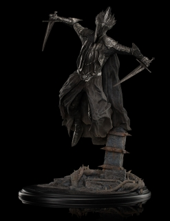 Hobbit The Battle of the Five Armies - socha The Witch King at Dol Guldur 43 cm