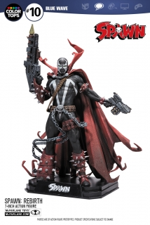 Spawn Rebirth - figúrka Spawn 18 cm