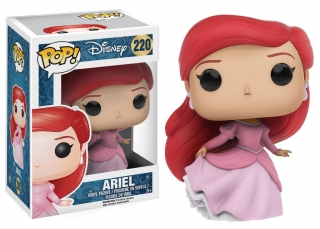 The Little Mermaid POP! - figúrka Ariel (Gown) 9 cm