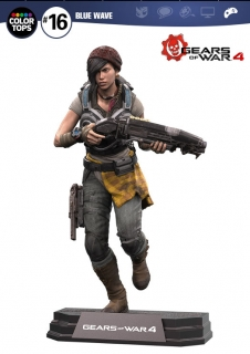 Gears of War 4 - figúrka Kait Diaz 18 cm
