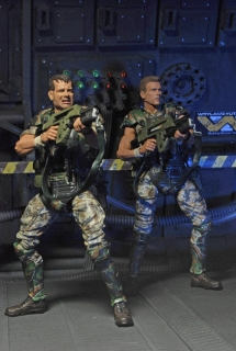 Aliens - figúrky 30th Anniversary Colonial Marines 18 cm