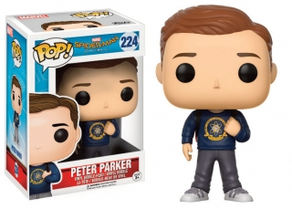 Spider-Man Homecoming POP! - figúrka Peter Parker 9 cm