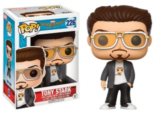 Spider-Man Homecoming POP! - figúrka Tony Stark 9 cm
