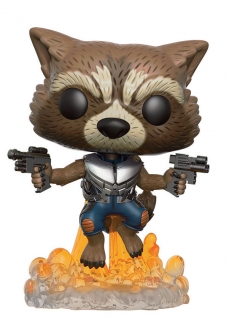 Guardians of the Galaxy Vol. 2 POP! - figúrka Rocket Raccoon 9 cm