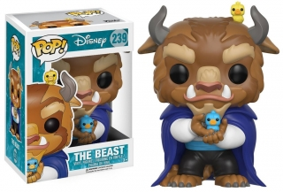 Beauty and the Beast POP! - figúrka The Beast 9 cm