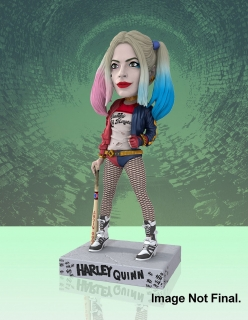 Suicide Squad - bobble head Harley Quinn 20 cm