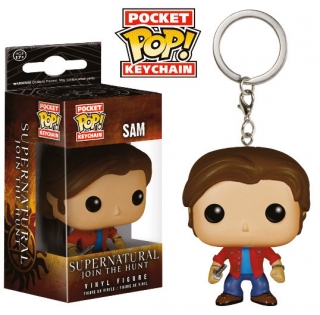 Supernatural Pocket POP! - vinylová kľúčenka Sam 4 cm