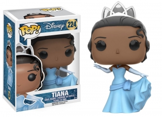 The Princess and the Frog POP! - figúrka Princess Tiana (Gown) 10 cm