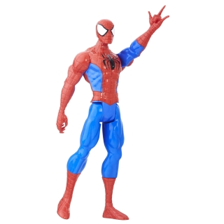 Spider-Man - figúrka Titan Hero 2017 Spider-Man 30 cm