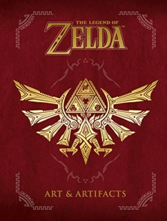 The Legend of Zelda - art book Art & Artifacts