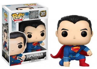 Justice League POP! - figúrka Superman (Landing Pose) 9 cm