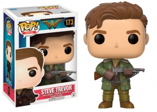 Wonder Woman POP! - figúrka Steve Trevor 9 cm