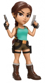 Tomb Raider Rock Candy - figúrka Lara Croft 13 cm