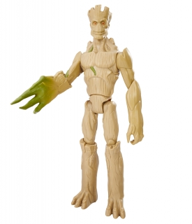 Guardians of the Galaxy - figúrka Titan Hero 2017 Growing Groot 30-38 cm