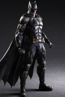 Justice League - figúrka Play Arts Kai Batman Tactical Suit Ver. 26 cm