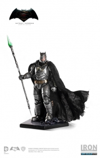 Batman v Superman: Dawn of Justice - socha Armored Batman 25 cm