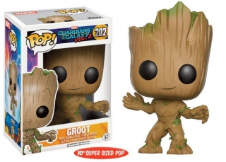 Guardians of the Galaxy Vol. 2 POP! - figúrka Young Groot 25 cm