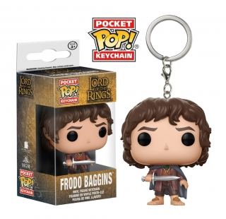 Lord of the Rings Pocket POP! - vinylová kľúčenka Frodo 4 cm