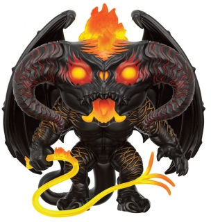 Lord of the Rings POP! - figúrka Balrog 15 cm