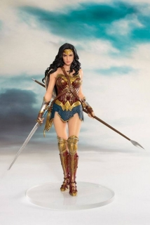Justice League Movie ARTFX+ - soška Wonder Woman 19 cm