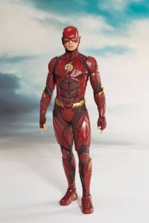 Justice League ARTFX+ - soška The Flash 19 cm