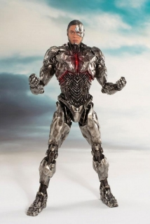 Justice League Movie ARTFX+ - soška Cyborg 20 cm
