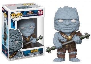 Thor Ragnarok POP! - bobble head Korg 9 cm