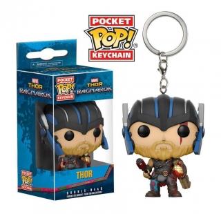 Thor Ragnarok Pocket POP! - vinylová kľúčenka Thor (Gladiator Suit) 4 cm 203cc924f53