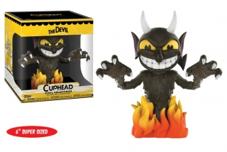 Cuphead - figúrka The Devil 15 cm