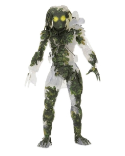 Predator - figúrka 30th Anniv. Jungle Demon Predator (camo/cloaked) 20 cm