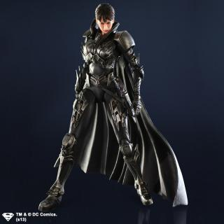 Man Of Steel - figúrka Faora-Ul 25 cm