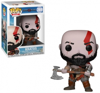 God of War POP! - figúrka Kratos 9 cm