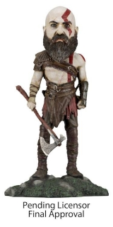 God of War (2018) - bobble head Kratos 22 cm