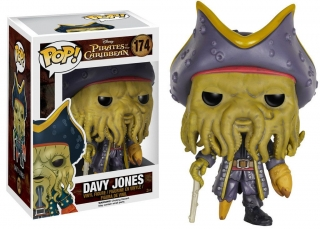 Pirates of the Caribbean POP! - figúrka Davy Jones 9 cm