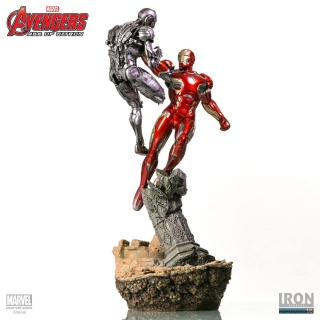 Avengers Age of Ultron - socha Iron Man Mark XLV 60 cm
