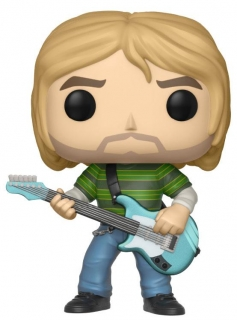 Nirvana POP! - figúrka Kurt Cobain (Teen Spirit) 9 cm