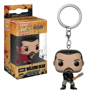 The Walking Dead POP! - vinylová kľúčenka Negan 4 cm