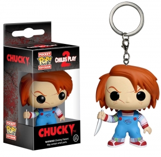 Child´s Play Pocket POP! - vinylová kľúčenka Chucky 4 cm