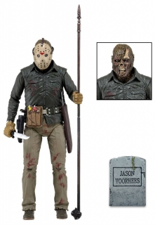 Friday the 13th Part 6 - figúrka Jason 18 cm