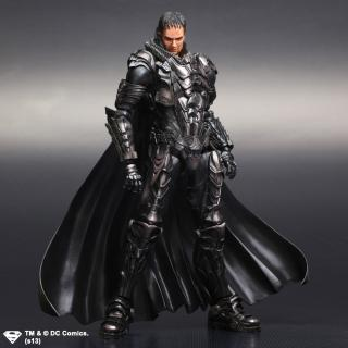 Man Of Steel - figúrka Play Arts Kai General Zod 27 cm