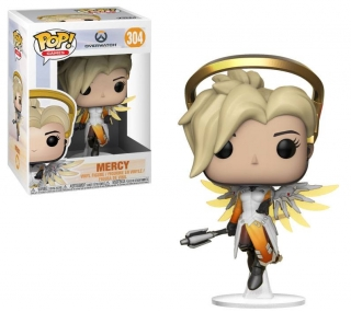 Overwatch POP! - figúrka Mercy 9 cm