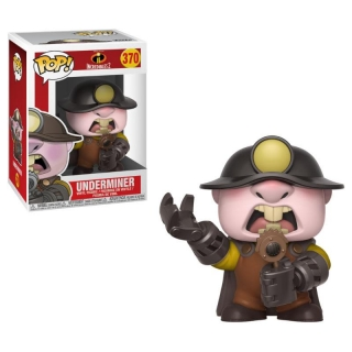Incredibles 2 POP! - figúrka Underminer 9 cm