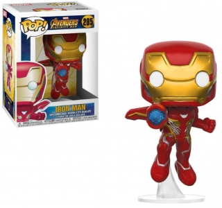 Avengers Infinity War POP!  - figúrka Iron Man 9 cm