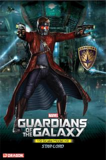 Guardians of the Galaxy -  model Star-Lord 20 cm