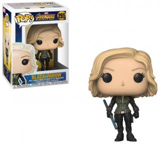 Avengers Infinity War POP!  - figúrka Black Widow 9 cm